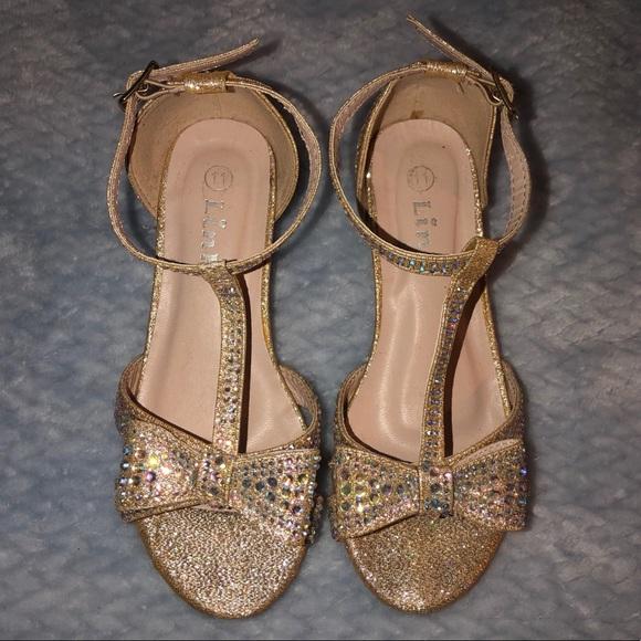 Link Other - Little Girls Boutique Fancy Heels Toddler 11